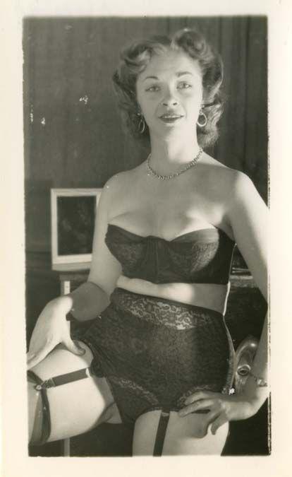 Vintage full cut panty