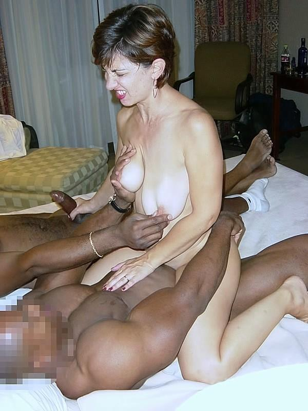 Getting big black cock white women