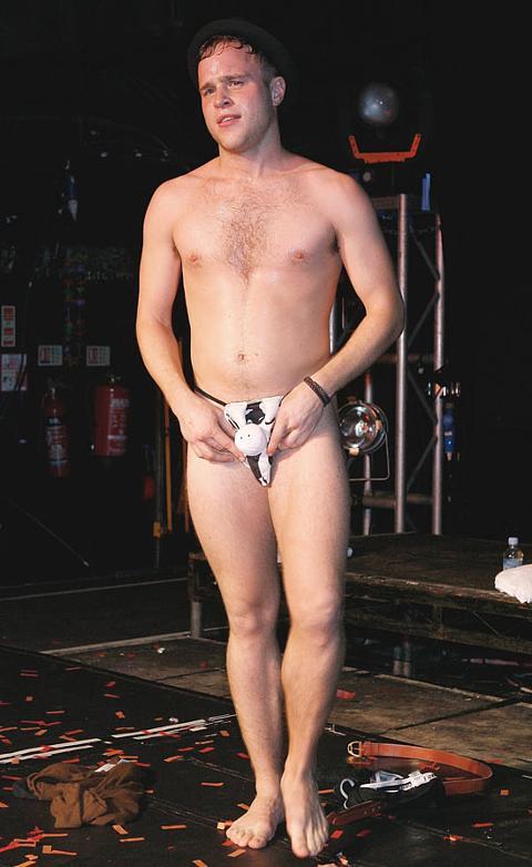 Nude gay boy pride