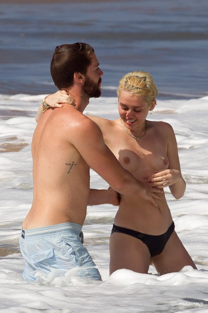 Miley cyrus nude playboy