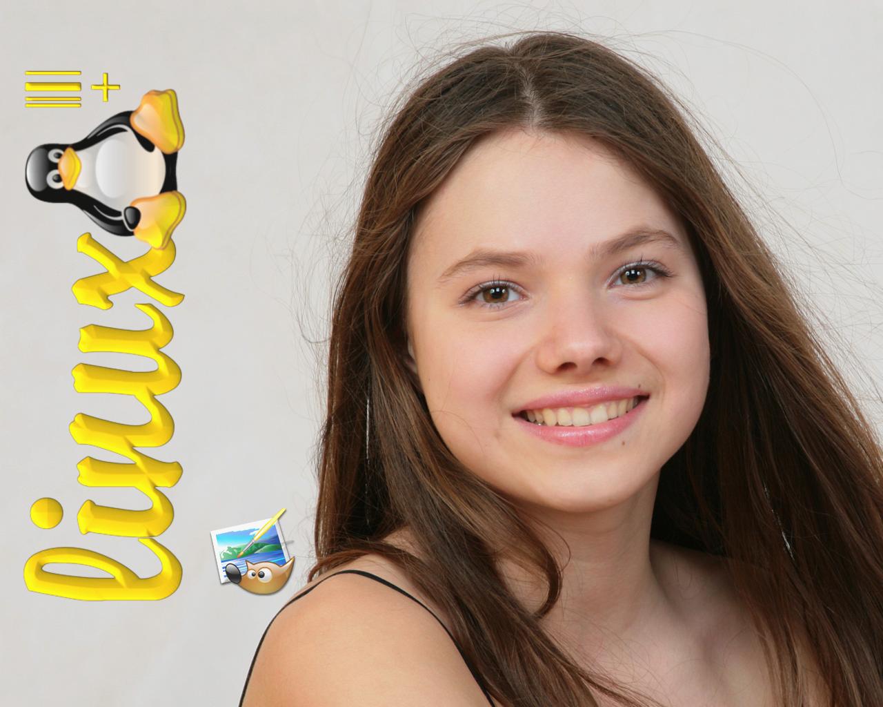 Young sandra orlow teen model