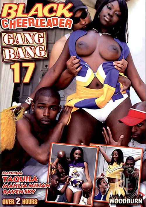 Black cheerleaders porn dvd