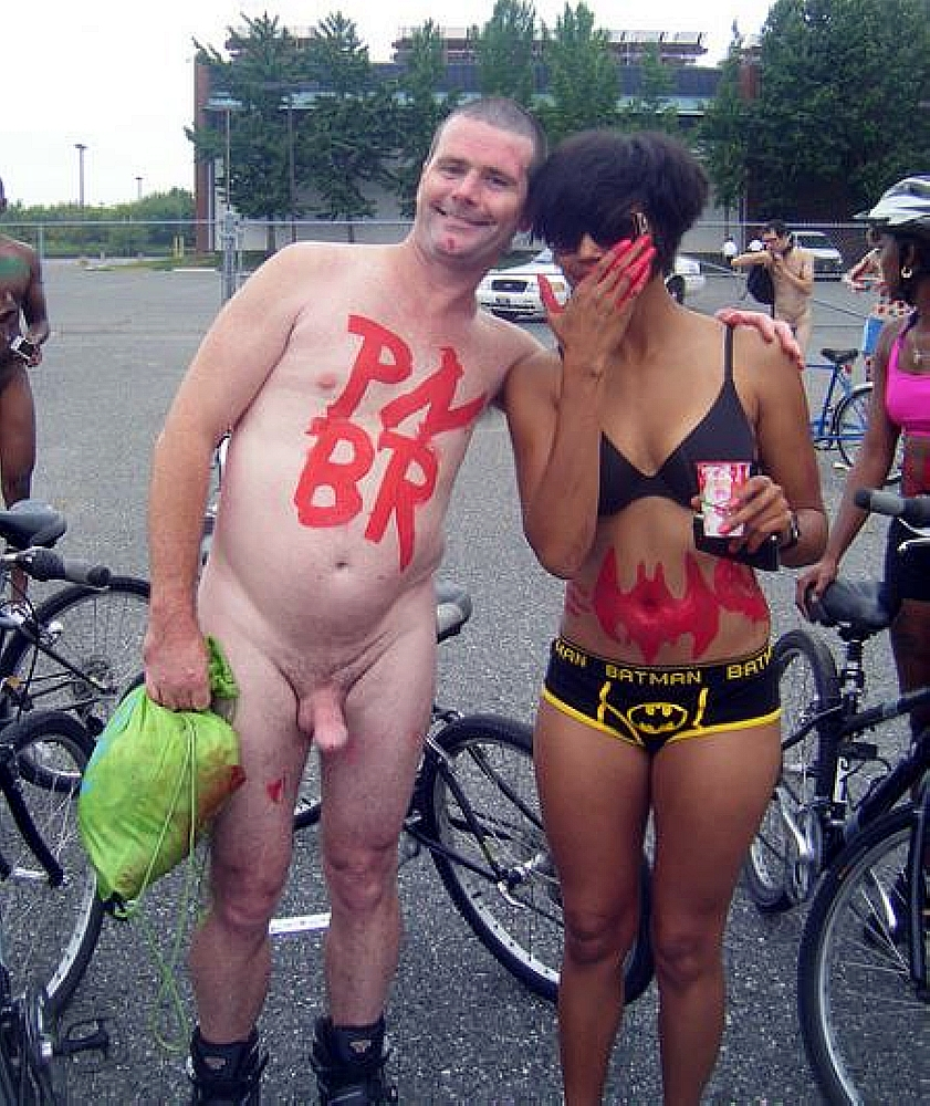 Philadelphia naked bike ride