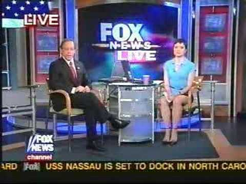 Fox news women legs spread