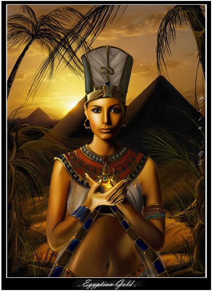 Ancient egyptian girls nude