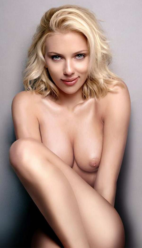 Nude women with b cup breasts