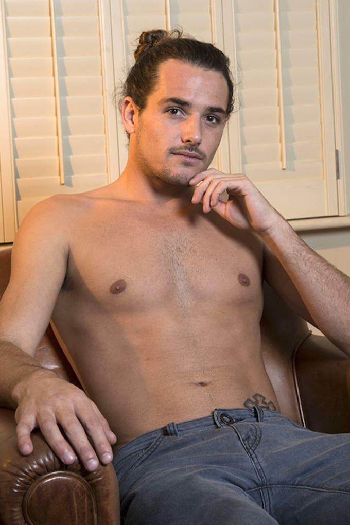 Straight male porn stars