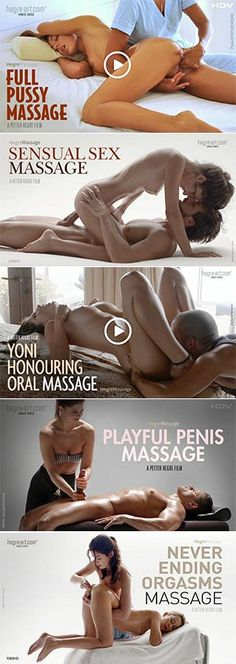 Penis massage galleries
