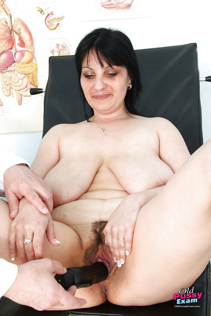 Nasty hairy mature women