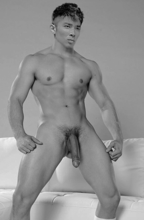 Naked asian hunk tumblr