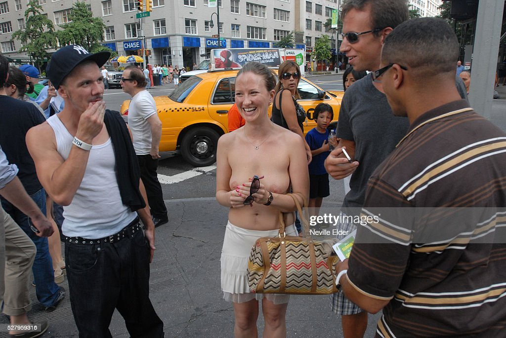 New york topless