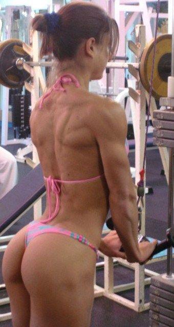 Bodybuilder sarah de herdt