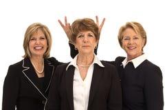 women Spread mature business