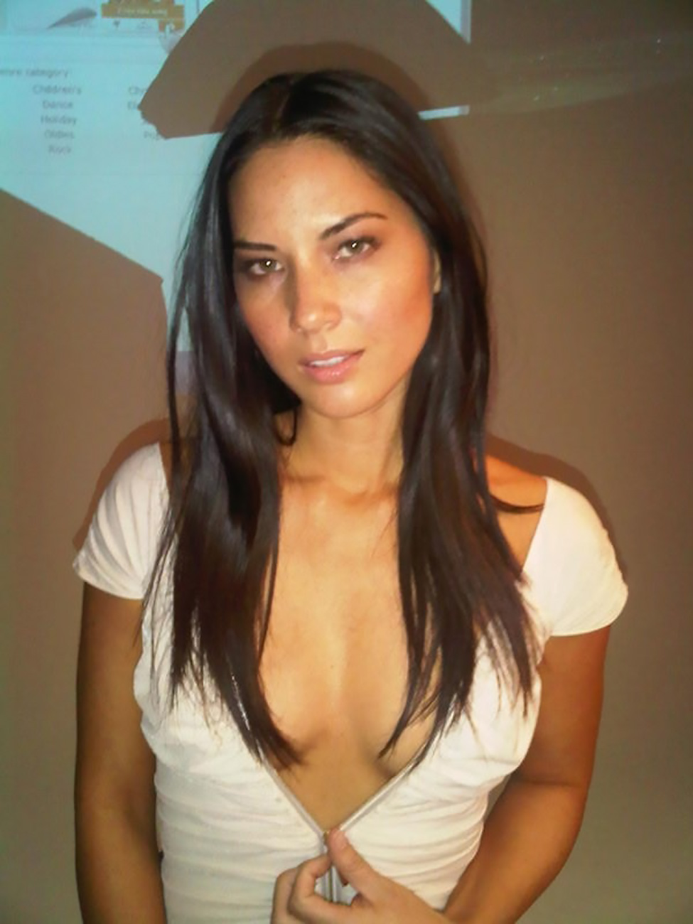 Olivia Munn секс фото и порно