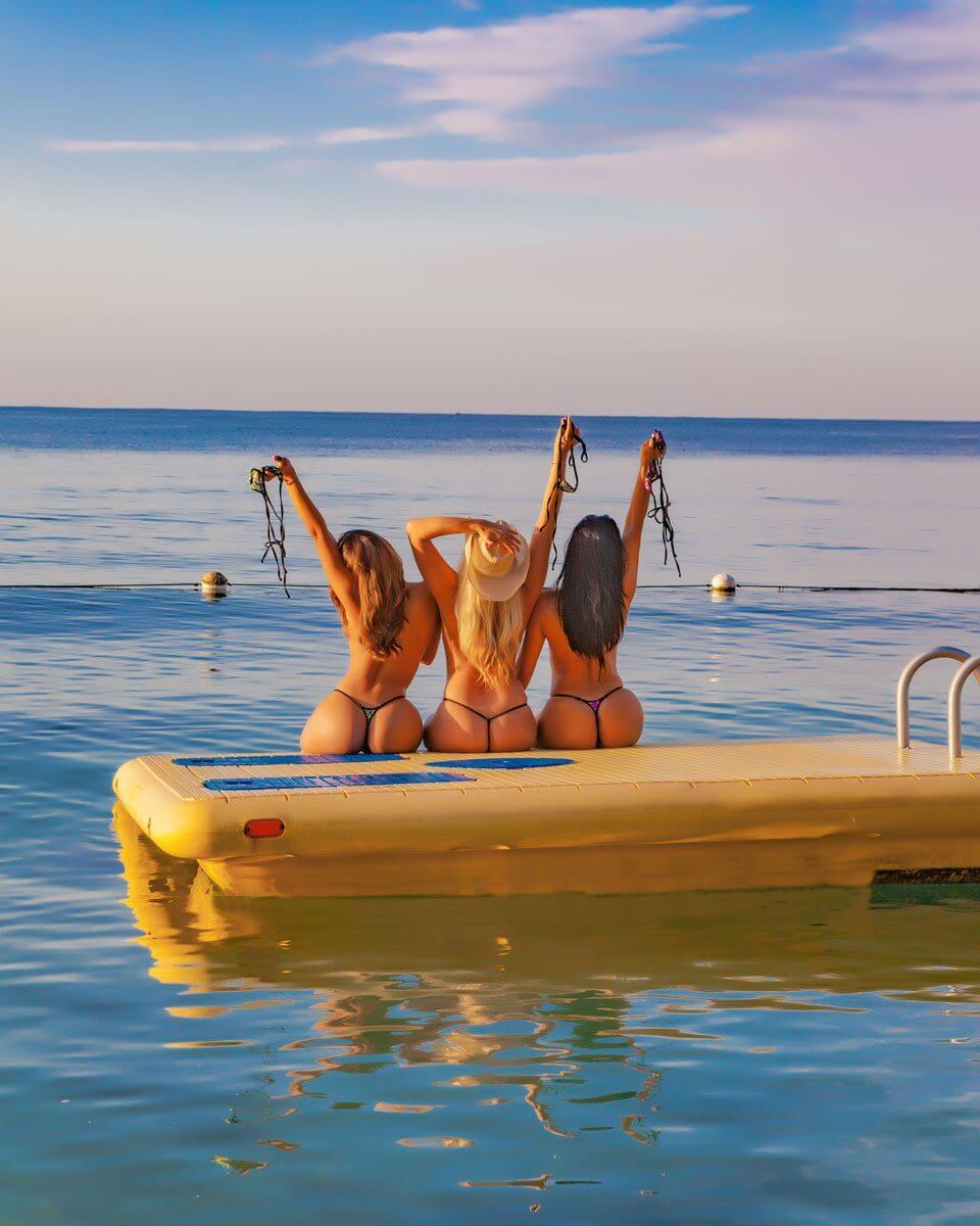 Nude hedonism ii negril jamaica