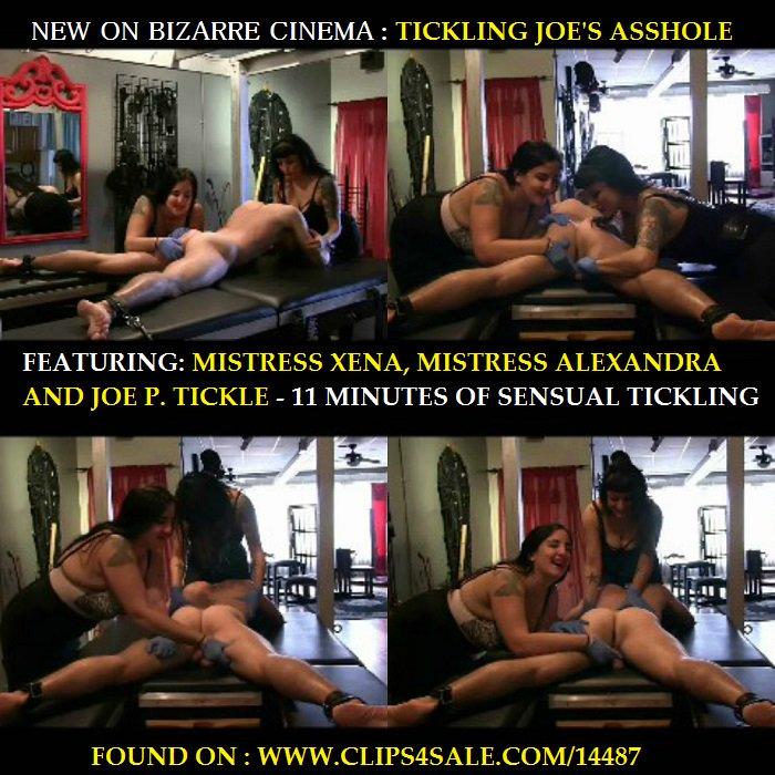 Tickling mistress xena