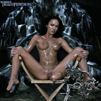 fox porn Megan transformers