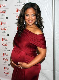 women black Sexy pregnant