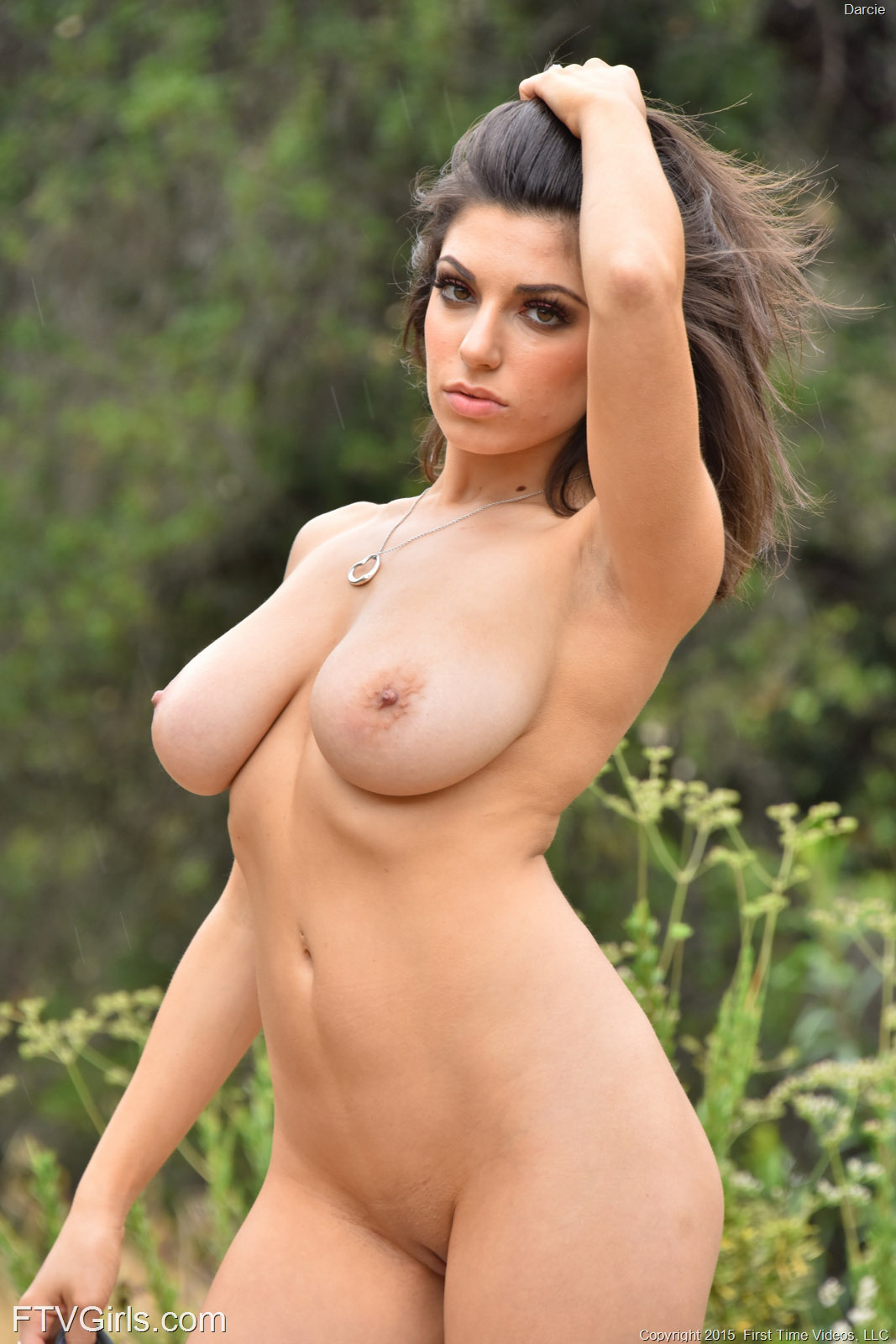 Armenian girl nude, captioned image interracial