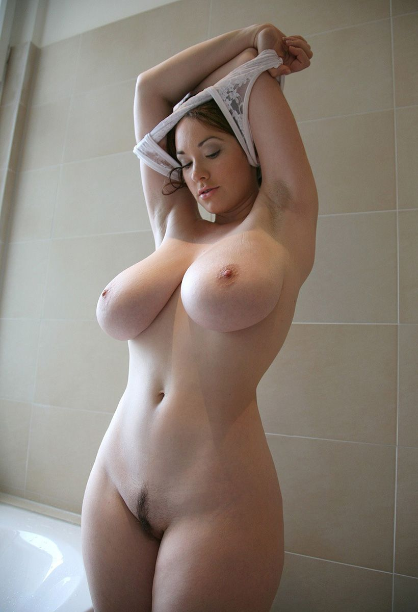 Sexy nude women natural boobs
