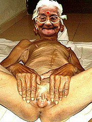 Very old asian grannies naked