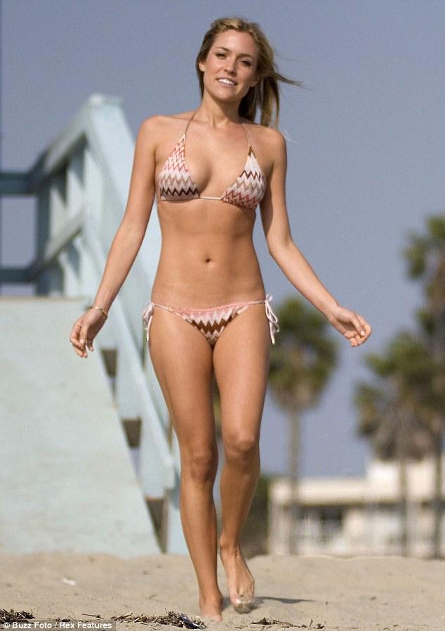 Kristin cavallari bikini nude