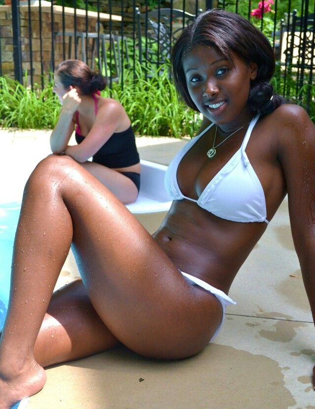 Hot fat black girls naked