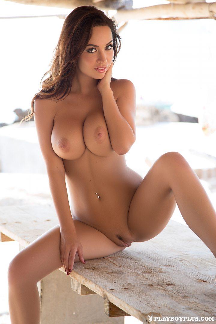 Big tits playboy nude pussy