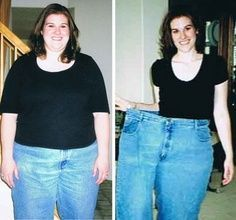 Was jillian michaels overweight