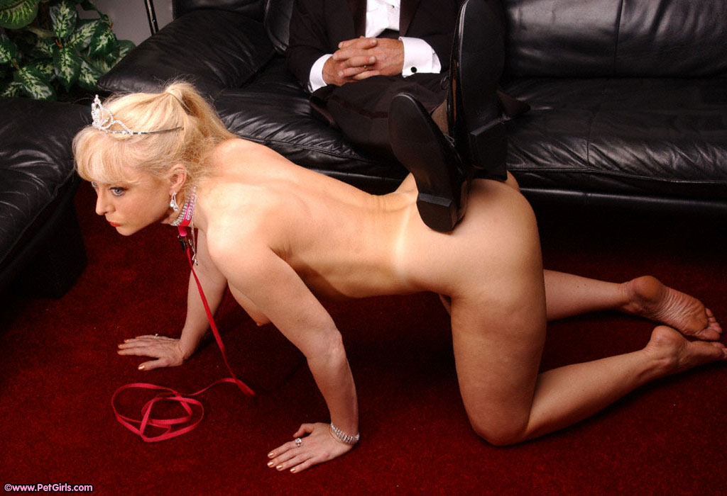 Nina hartley pet girl
