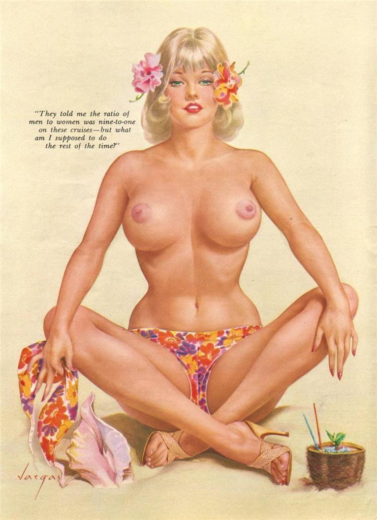 Porn pin ups girls vintage nudes