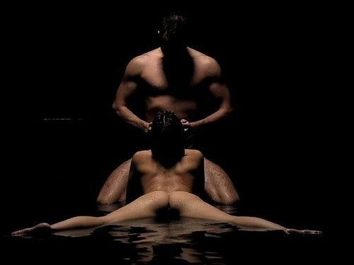 Erotic nude art couples