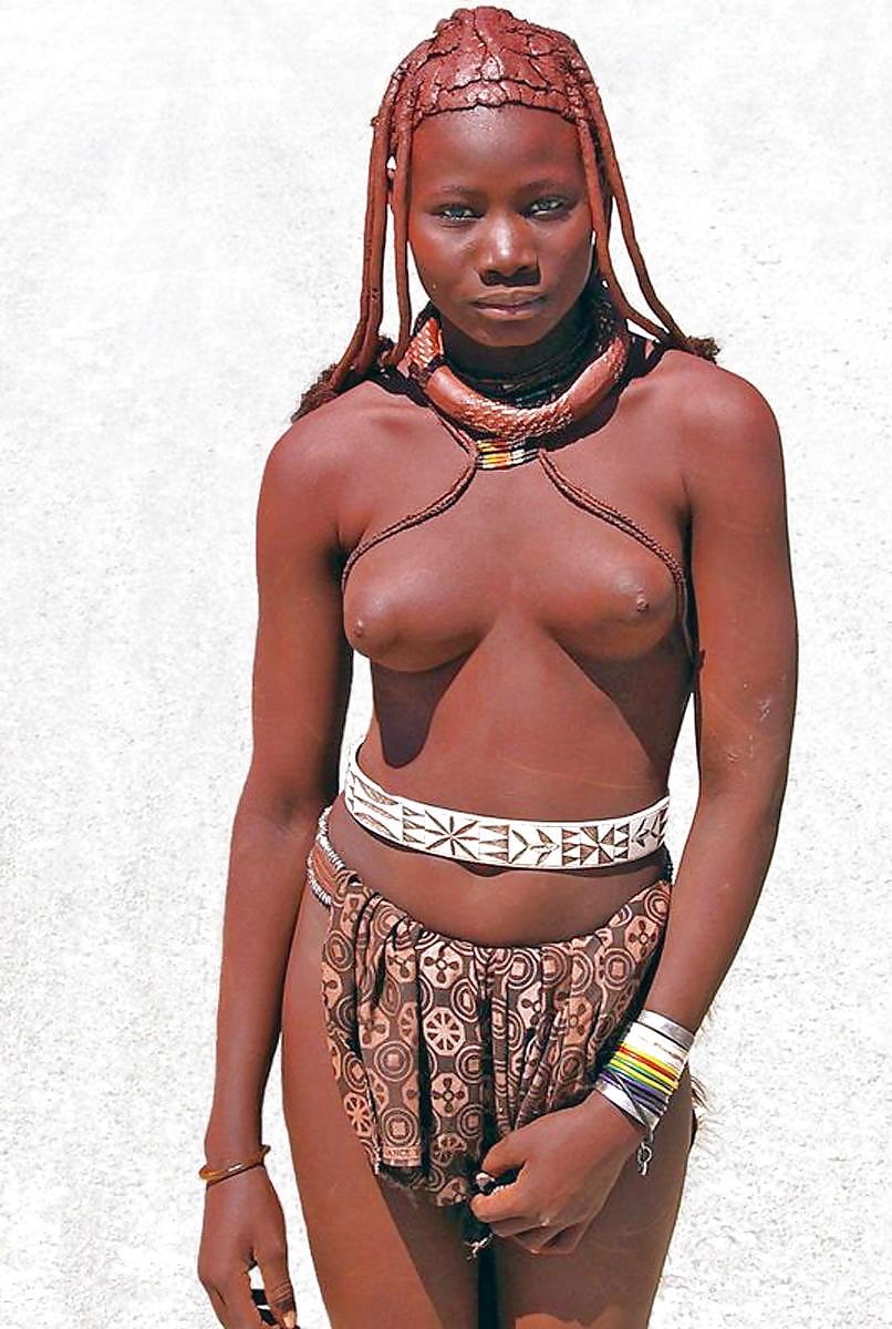 Nude african tribal women porn