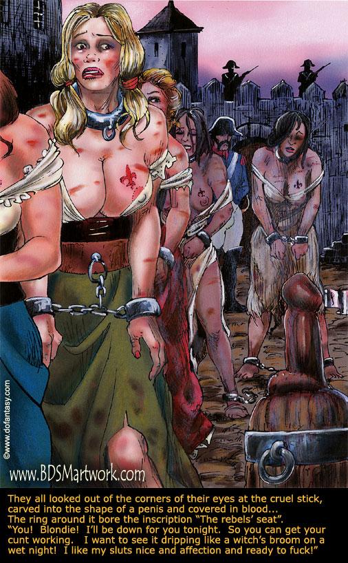 Female prisoner of war porn