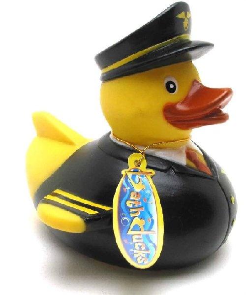 Modern rubber ducky