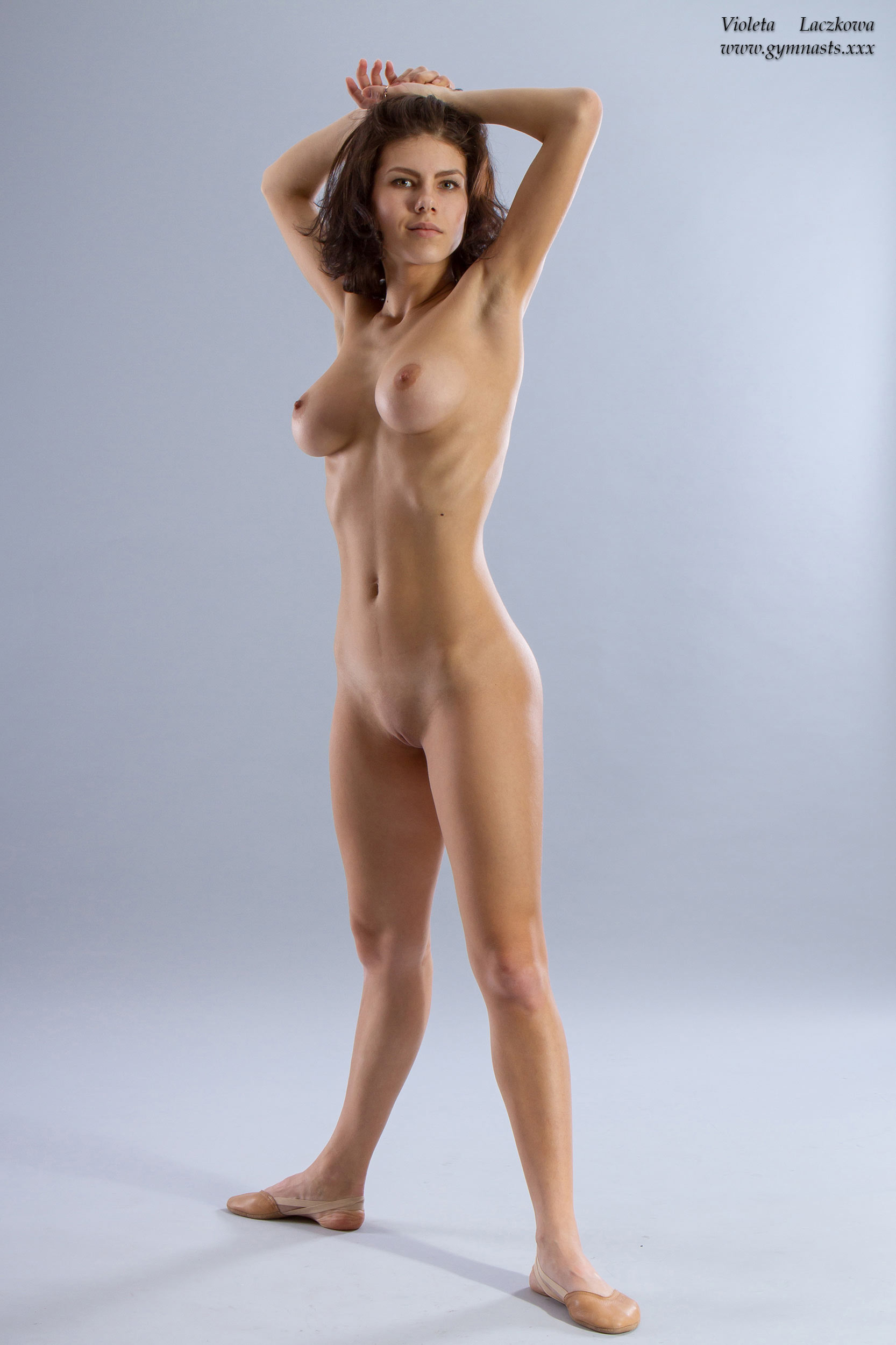 Girl ballet dancers nude