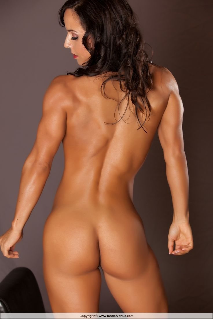 Land of venus nude female fitness models