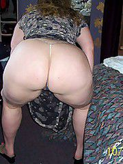 Nasty mature woman with big asses