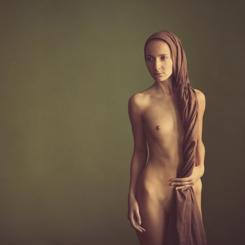 Artistic fine art nude