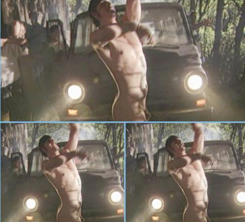 Eric balfour full frontal nude