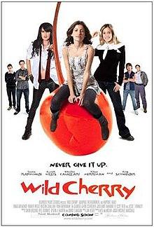 Wild cherry teen