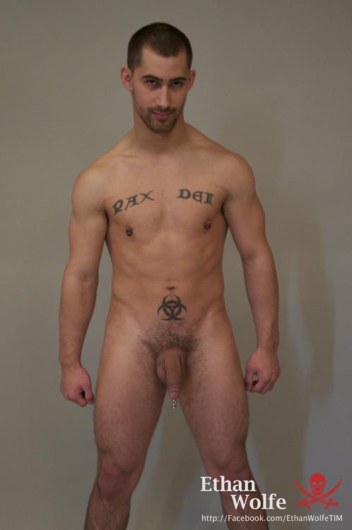 Ethan wolfe gay porn model