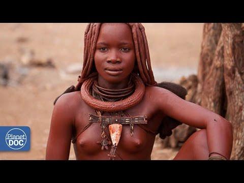 woman Native boobs african big