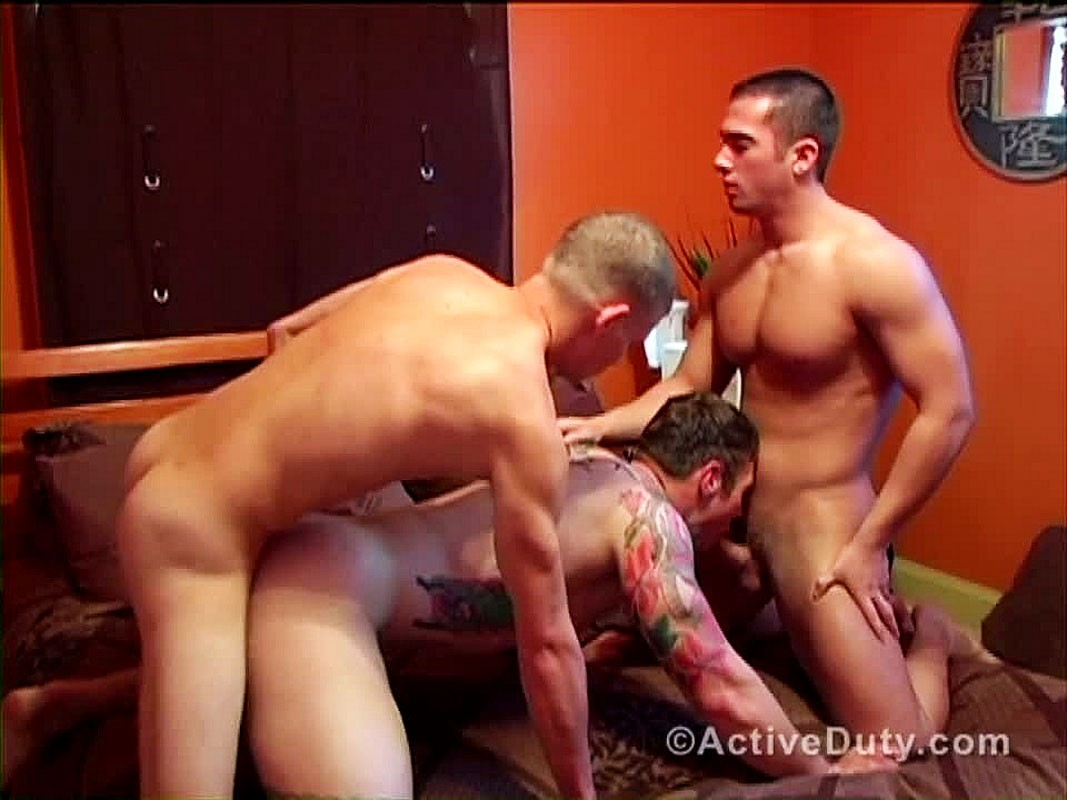 active porn gay Brock duty