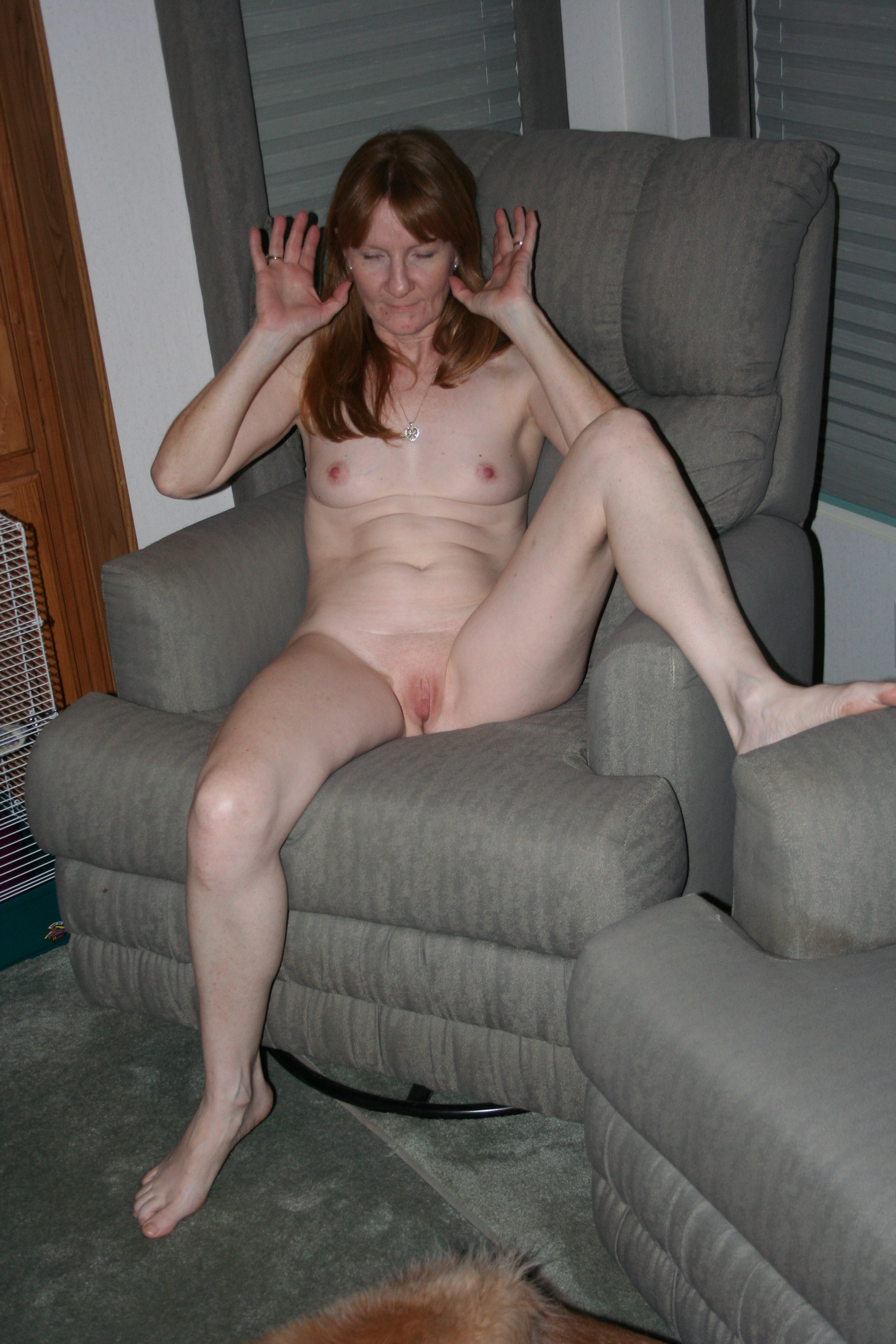Ugly amateur nude wives