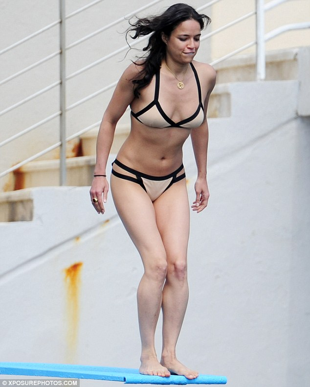 Actress michelle rodriguez nude