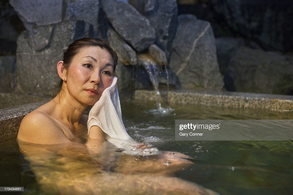 Mature asian women nude beach