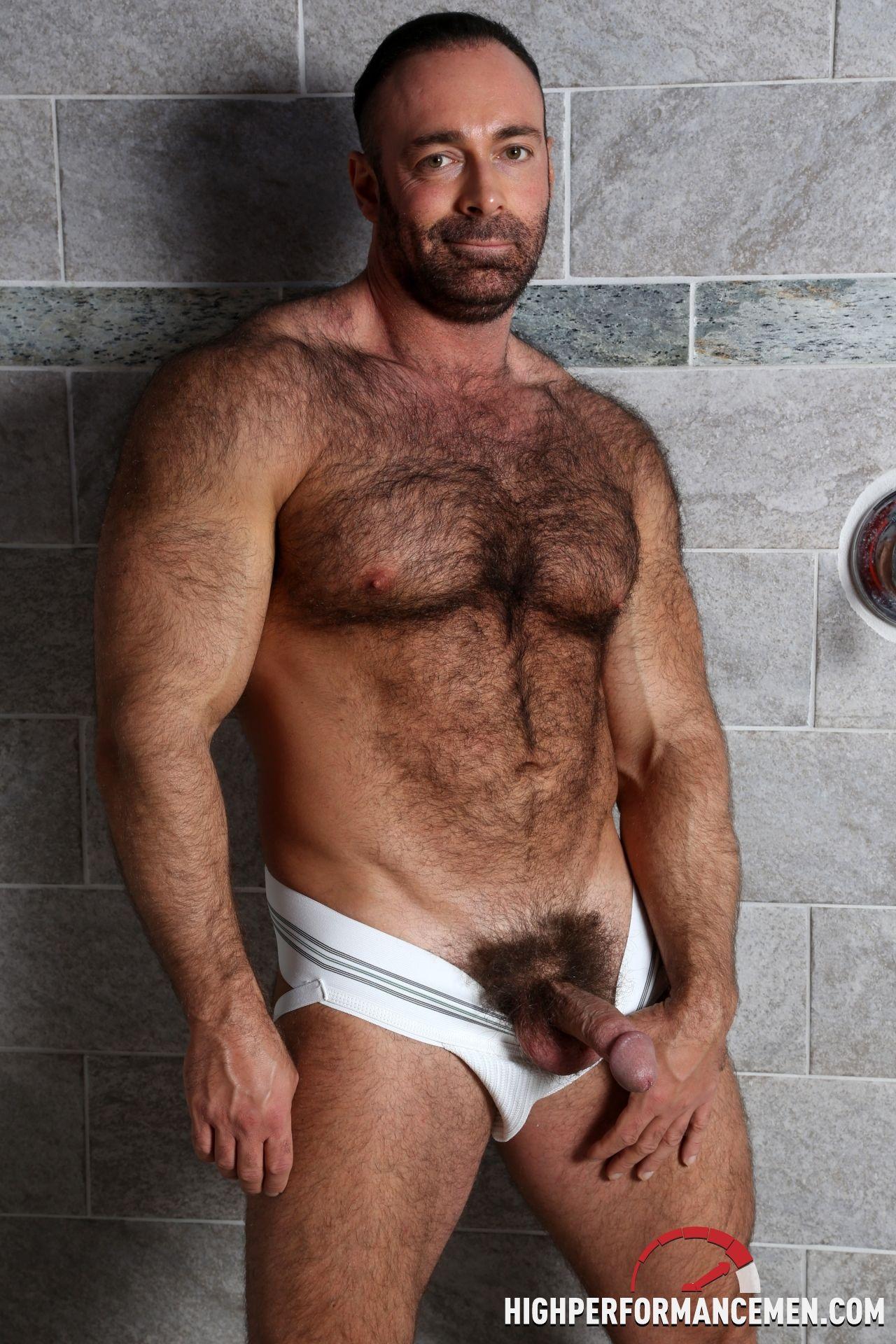 Hairy men sex