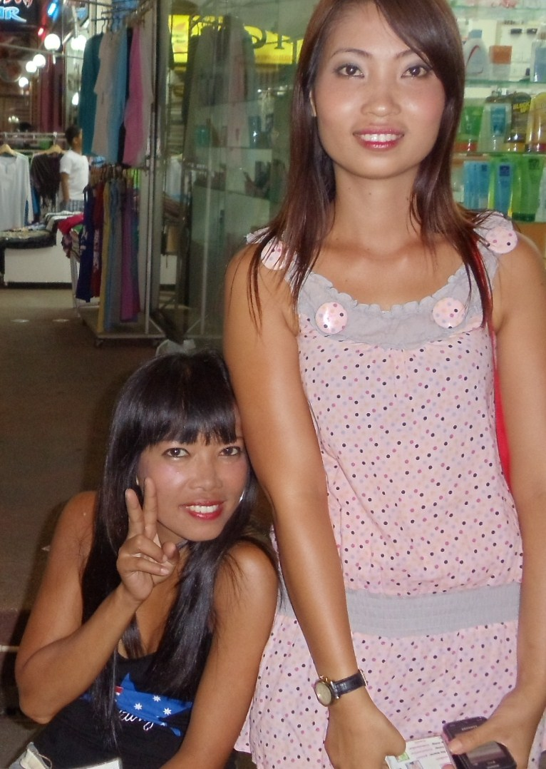 Very young thai teen