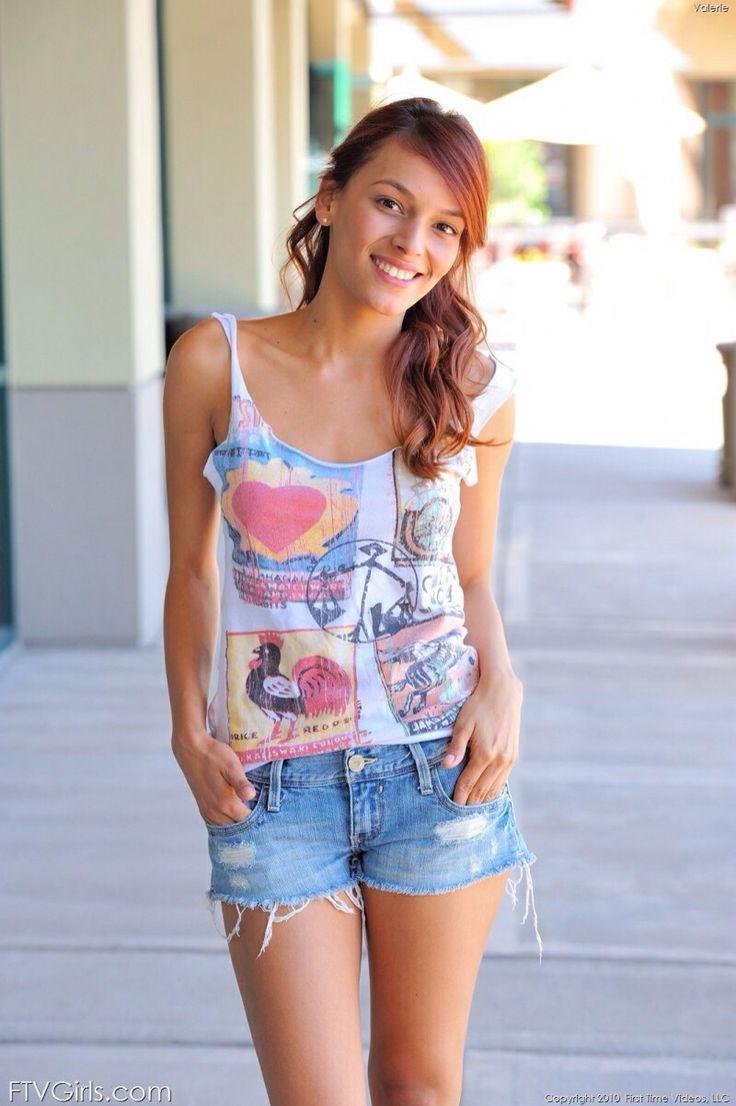 Valerie nude redhead ftv
